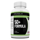 Vitamin 50 Plus Formula Vitamins and Minerals Vision Skin Heart Energy Health