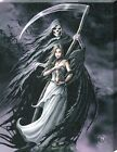 New Anne Stokes Summon The Reaper Canvas Print