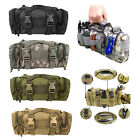 Every Day Carry Tactical Ballistic Nylon MOLLE System Compact Deployment Bag