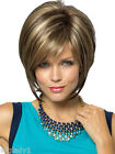 SIN CITY WIGS REESE BY NORIKO SHORT STRAIGHT SEXY TOUSLED BOB CHOPPY LAYER CUTE