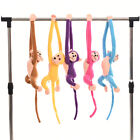 1 Pcs Fashion Plush Monkey with Long Arms Colorful Dolls Baby Kids Gifts HF