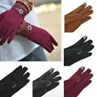 Charm Lace Touch Screen Winter Gloves Lady Kintted Keeping Hands Warm