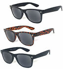 Square Frame Full Lenses Magnified Tinted Reading Sunglasses Sun Reader RE73