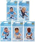 OFFICIAL MANCHESTER CITY FC - PLAYER AIR FRESHENER CAR BADGE ACCESSORY KIT GIFT