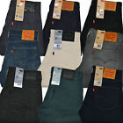 Levis 511 Skinny Jeans Slim Fit Mens Jean Dark Light Medium 29 30 31 32 33 34 36