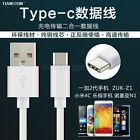 TIANSTON 1M USB 3.1 Type C White Quick Charging Data Sync Cable For MobilePhones