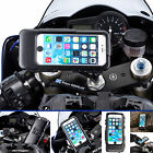 Motorcycle Fork Stem Extended Bike Mount + Case for iPhone 6 plus 6s plus 5.5""