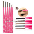 Waterproof Long Lasting Eyeliner Eyebrow Pencil Cosmetic Makeup Tool New Choose