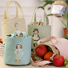 Lovely Thermal Insulated Box Tote Cooler Bag Bento Pouch Lunch Storage Case Bag