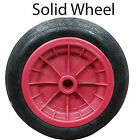 """13"""" Replacement  Heavy Duty Wheel Wheelbarrow Sack Truck Solid Tyre Non-Puncture"""