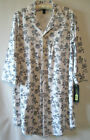 New Ralph Lauren 100% Cotton Knit Nightshirt Nightgown Gowns Womens Size S