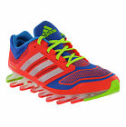 New Mens Adidas Springblade Drive Techfit Orange Running Shoes Trainers