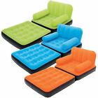 Bestway Multi-Max Air CHAIR Inflatable Seat Bed fun Combo Colors couch Sofa