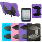 Military ShockProof Survival Rugged Heavy Duty Case Cover For iPad Mini 2 Retina