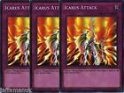 Icarus Attack - WIRA-EN058 - Super Rare 1st Edition