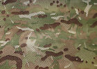 Erebis Multicam / MTP  400gsm HT Polyester Mesh (UK Manufactured Military Spec