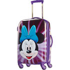 American Tourister Disney Minnie Mouse Hardside Spinner Hardside Carry-On NEW