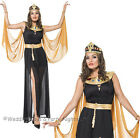 8-18 Sexy Queen of the Nile Cleopatra Costume Ladies Egyptian Fancy Dress Outfit