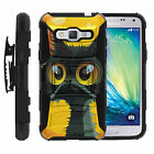 Samsung Grand Prime Clip + Holster + Case Combo Kickstand Cartoons and Animation