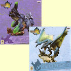 Japan Banpresto Monster Hunter 3G DX Statue Model Figure Vol 3 Box 85% new