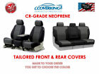 Coverking Neoprene Front & Rear Seat Covers for Toyota Tundra 2007-2013