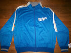 LOS ANGELES DODGERS NEW MLB MAJESTIC AUTHENTIC TRACK JACKET on Ebay