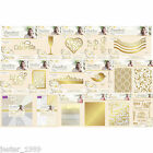 Crafters Companion - TOGETHER FOREVER - SARA SIGNATURE COLLECTION - Cardmaking