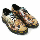 Dr Martens Unisex 1461 Di Antonio Renaissance Leather Lace Up Shoe Multi