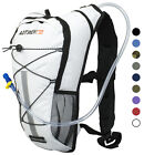 Adtrek Hiking/Cycling Hydration Pack Backpack Bag With 2L Water Bladder