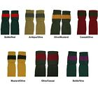 Mens Traditional Shooting Hunting Outdoor Plain Stockings Socks by Bisley