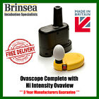 Brinsea Hi Intensity OvaView & OvaScope set for candling eggs    ova view scope