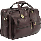 ClaireChase Executive Briefcase X-wide 3 Colors Non-Wheeled Computer Case NEW