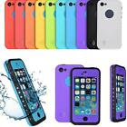 Waterproof Shockproof Dirt Snow Proof Durable Case Cover For iPhone 5C MSYG