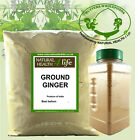 Ground Ginger Powder Curry Spice 250g, 500g, 1kg Post Free