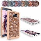 For Samsung Galaxy Note 5 Luxury Bling Crystal Rhinestone Diamond Hard Back Case