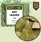 Bay Leaves Whole Curry Spice 50g Post Free