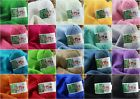 50g Super Soft Natural Smooth Bamboo Cotton Knitting Yarn Ball Cole 20 Colors E