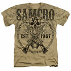Sons Of Anarchy Mayham 67 Officially Licensed Sublimated Adult Shirt S-XXL