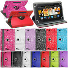 Universal 360 Degree Case Fits ALCATEL One Touch Pixi 3 (7) 8055 (7 inch) Tablet
