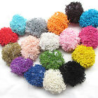 More Then 17 Colors 1500pcs Flower Stament Craft Appliques Flowers Decor A0513