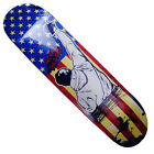 Pro Skateboard Deck Canadian Maple Free Engraving Pavoz ROCKY BALBOA