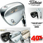 TITLEIST VOKEY SM5 WEDGES ALL LOFTS AND CHOICES NEW ** 40% SALE **