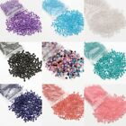 2.2mm 42g(About 3000pcs) Charm Acrylic Seed Round Spacer beads Jewelry Making