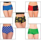 Kyпить Female Superhero Costume Boy Shorts Adult Halloween Fancy Dress на еВаy.соm