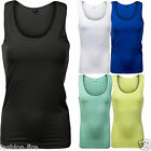 Womens Ladies Girls Branded Zolla Training Yoga Running Casual Vest Top UK 6-16