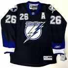 MARTIN ST LOUIS TAMPA BAY LIGHTNING HOME REEBOK PREMIER JERSEY NEW WITH TAGS