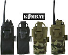 Army Combat Military Radio Utility Waist Belt Pack GPS Pouch Bum Bag Surplus New