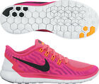 Nike Free 5.0 Ladies Running Shoes - Pink
