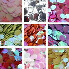 150pcs Sequins Round 10mm Applique Embellishment Bead Sewing Paillette Craft #14