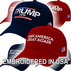 Make America Great Again Donald Trump Hat Cap Republican 2016 US President USA